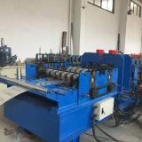 El fabricante galvanizó el rodillo de la bandeja de cable de la hoja que formaba la máquina