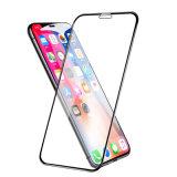 iPhone X Xr Xs Maximum 8 7 6s plus 6D de Volledige Gebogen Aangemaakte Beschermer van het Scherm van het Glas