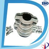 Encaixe de tubulação Ss304 e Ss316 do material de FRP
