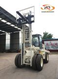Carretilla elevadora fuerte del país cruzado de 5.0 toneladas (YC50) con ISO, SGS