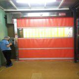 Puerta de plástico para alimentos Processoring industrial motorizado enrollable (HF-1087)