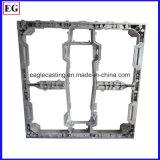 カスタマイズされたLED Lampstandのアルミ合金のダイカストで形造る製造業者