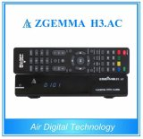 Décodeur du Mexique Amérique Canada TV ATSC + H3 du récepteur satellite DVB S/S2 Zgemma. AC