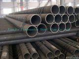 Tubo de acero inconsútil negro de carbón del grado B de ASTM A53 A106
