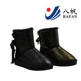 2016 Moda feminina Shining Fabric Upper Snow Boots Bf1610231