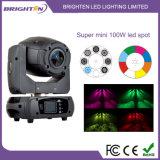 Supermini100w LED Punkt-bewegliche Hauptlichter für Stadium