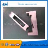 CNC da precisão do OEM que faz à máquina o bloco do aço inoxidável