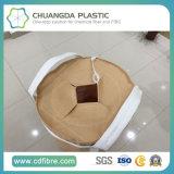 PP Circular Tubular Super FIBC Bolsa grande para el embalaje de la construcción