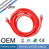 Sipu Cable CCA UTP Cat5e Patch Cord RJ45 Plug Cable para Ordenador