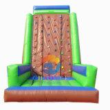 Escalada jogo desportivo inflável para parque ao ar livre