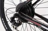 Спрятанный велосипед горы педали батареи ассистентский с колесом сплава магния
