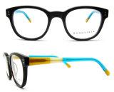 고품질 Handmade 아세테이트 광학적인 안경알 가관 프레임