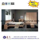 Mobília moderna do quarto do hotel da base de madeira de Ikea (SH037#)
