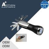 走行および世帯のための特別なMultitool LEDのトーチライト