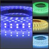5050 RGB único Color/60LEDs R/G/B/Y/W/Ww 100-240V com controlador do diodo emissor de luz