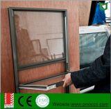 Xangai populares estilo Americano Vidraças único de alumínio única janela parados