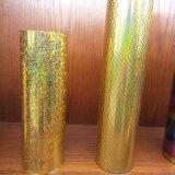 Фольга золота голографическая для кораблей ткани ткани