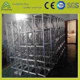 Ферменная конструкция этапа квадрата болта винта высокого качества алюминиевая для выставки
