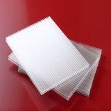 10 лист парника поликарбоната сота гарантии 50um года UV упорный