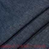 Tela de linho tingida fio do algodão para o vestuário do terno das calças