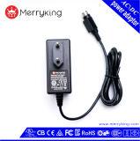 ERP VI de Adapter van de Reis gelijkstroom van de Stop 12V 2A van de EU van de Efficiency met Ce/GS/CB