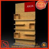 خشبيّة مخزن عرض مع [5-تير] تصميم زجاجيّة