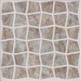 azulejo de suelo de cerámica esmaltado rústico de la piedra del cuarto de baño de 300X300m m Matt