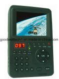 Inventor do satélite do monitor de 3.5 polegadas