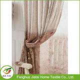 Cortinas pesadas da parte superior do ilhó do poliéster das cortinas para barato