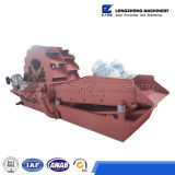Tela de secagem da eficiência elevada para a planta de lavagem da areia de Lzzg