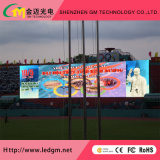 屋外広告前部サービス電子工学のデジタルLED表示スクリーン、P10mm