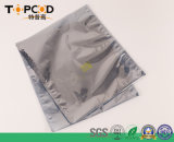 Static freier ESD-Aluminiumfolie-Beutel mit Nullverpackung