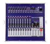 Mélangeur professionnel 650W avec amplificateur 8 canaux