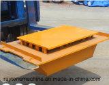 O Qt4-18 Máquinas de tijolos de cimento máquina de fabrico de blocos de betão Automática