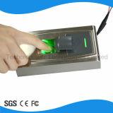Im Freien Controller-Fingerabdruck-Zeit-Anwesenheit des Zugriffs-IP65 ohne Tastaturblock