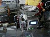 Vollautomatischer PET Schweber-Reißverschluss-Beutel, der Maschine herstellt