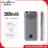 La Banca di potere della cassa di batteria del Li-Polimero del telefono mobile sottile per il iPhone 6