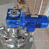 El tanque de emulsión poner crema del vacío eléctrico de la calefacción con la bomba de emulsión