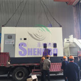 Machine van de Briket van Meting de Scherpe om Te recycleren