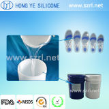 Medische Rang rtv-2 het Rubber van het Silicone om de Comfortabele Hielen van het Silicone te maken
