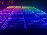 Vidrio Dance Floor de 50 de los x 50cm LED Toughend