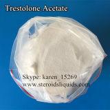 Mentabolan Trestolone Prohormones fábrica / acetato para ganar músculo masiva ment