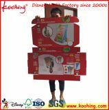 Papel impreso personalizado Impresión de papel embalaje Toy Display Cajas de cartón corrugado