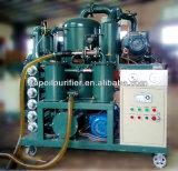 Aço inoxidável purificação do óleo do transformador de vácuo (ZYD-150) com alta tensão