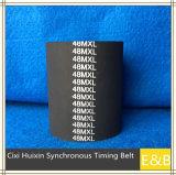 Cinghia di sincronizzazione, cinghia sincrona di gomma, cinghia industriale Mxl 65/66/67.2/68/69/69.6/70/71/72
