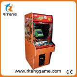 동전에 의하여 운영하는 기능을%s 가진 고전적인 Retro 비디오 게임 아케이드 기계