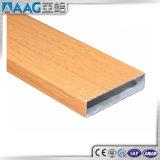 Perfis de alumínio extrudado para tubo quadrado / tubo retangular