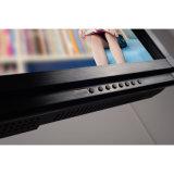TV anti-éblouissante avec le PC toute dans un étalage de contact