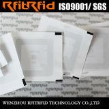 étiquette de papier de petite taille inaltérable de 13.56MHz NFC