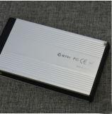 Piezas de aluminio mecanizado anodizado Gabinete de fresado CNC